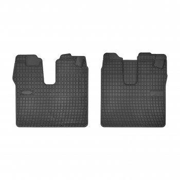 Rubber floor mats for the...