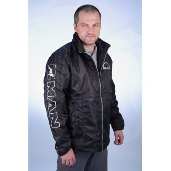 Waterproof jacket with...