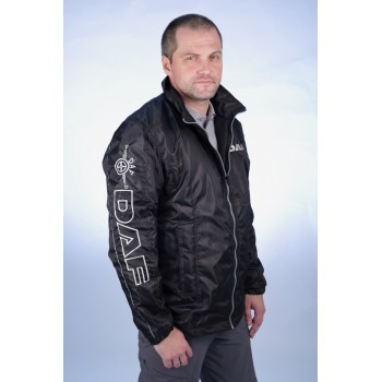 Waterproof jacket with...