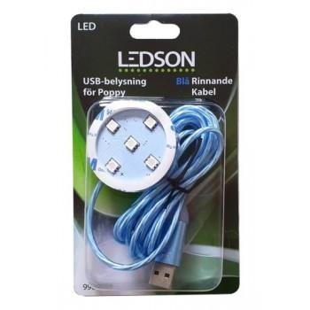 LED apgaismojums priekš...